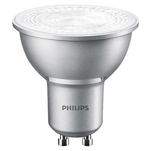 Philips Ampoule GU10 Led dimmable MASTERLED spot 4.3-50W 4000K 40D ref. 563182