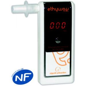 Ethylec Ethylotest Ethyway V2 Electronique