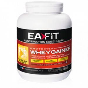 EA Fit Whey Gainer chocolat, 750g