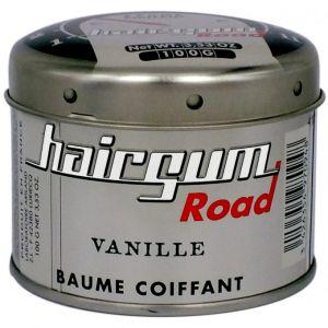 Hairgum Baume coiffant road vanille 100 g