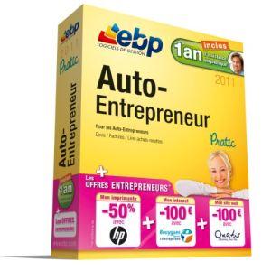 Auto-Entrepreneur Pratic 2011 pour Windows