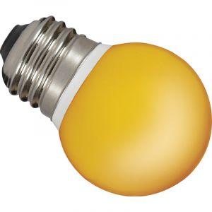 Sylvania 0026896 ToLEDo Ampoule LED Ball IP44 Orange E27