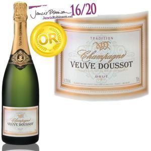 Veuve Doussot Champagne brut Tradition