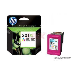HP Cartouche CH564EE n°301XL - 3 couleurs