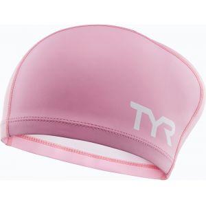 TYR Comfort - Bonnet de bain Enfant - rose Bonnets de bain