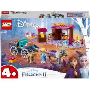Lego Disney La Reine des Neiges 41166 L'aventure en calèche d'Elsa