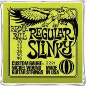 Ernie Ball Cordes guitare électrique 010-046 mm