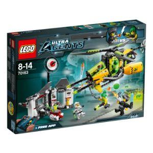 Lego 70163 - Ultra Agents : L'attaque de Toxikita