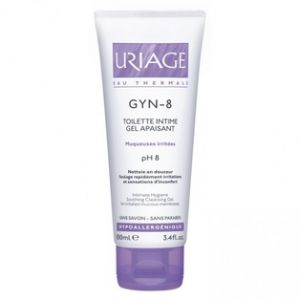 Uriage Gyn 8 - Gel moussant