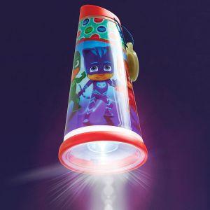 Worlds Apart Veilleuse et lampe torche Go Glow Pyjamasques