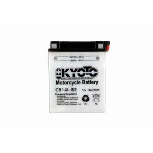 Kyoto Batterie 12V YB14L-B2
