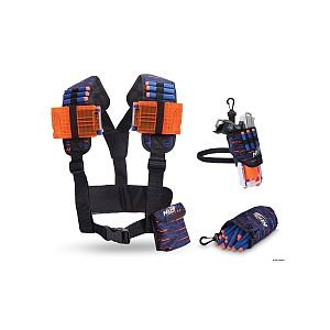 Hasbro Nerf Elite Multi Mobile Gear Pack Holster - Sac à Recharge Gilet Utilitaire, 11522