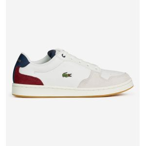 Lacoste Masters Cup 319 2 SFA - Baskets Femme, Blanc