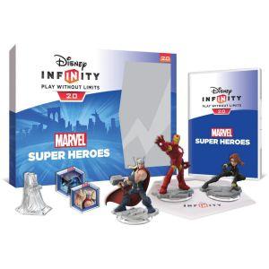 Infinity 2.0 : Marvel Super Heroes - Pack de démarrage [XBOX One]