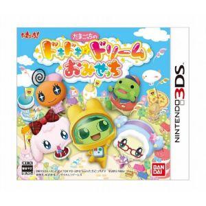 Tamagotchi no Dokidoki Dream Omisetchi [3DS]