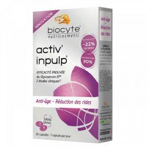Biocyte Activ'inpulp - 30 capsules