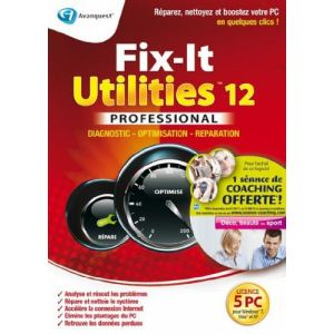 Fix-it Utilities 12 pro [Windows]
