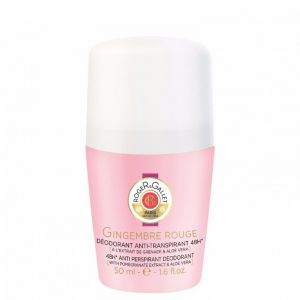Image de Roger & Gallet Déodorant bille Gingembre Rouge - 50 ml