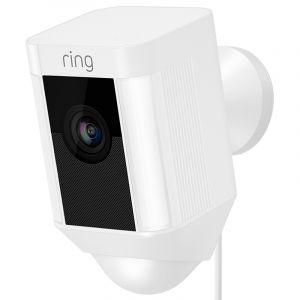 Ring Spotlight Cam Wired - Caméra de surveillance réseau extérieur