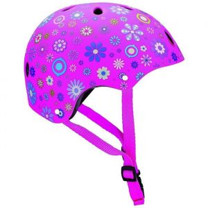 Globber Casque junior Néon XS - Rose
