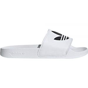 Adidas Originals Adilette Lite EU 42 Footwear White / Core Black / Footwear White EU 42 - Footwear White / Core Black / Footwear White - EU 42