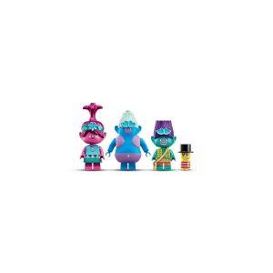 Lego Les aventures en montgolfière de Poppy - Trolls World Tour - 41252