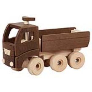 Goki 55914 - Camion-benne naturel