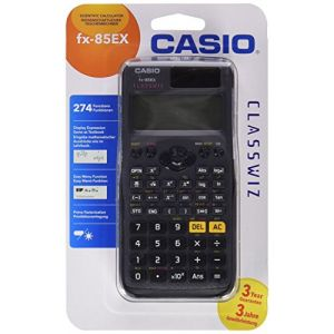 Casio ClassWiz FX-85EX - Calculatrice scientifique