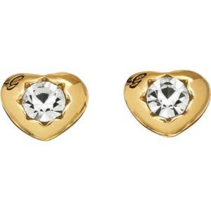 Guess UBE51416 - Boucles d'oreilles en métal doré pour femme