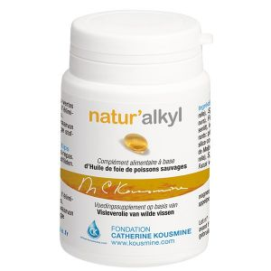 Laboratoire Nutergia Natur'alkyl 90 capsules