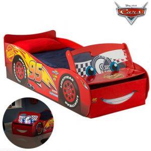 Room Studio Lit Cars Flash McQueen lumineux (140 x 70 cm)