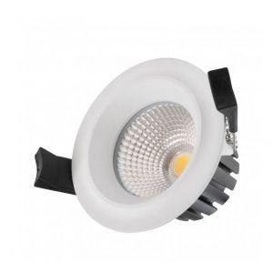 Delitech Encastrable LED 8W IP54 - COB Citizen - Blanc Neutre