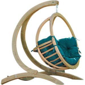 Amazonas Globo - Fauteuil balancelle avec coussin