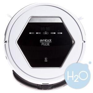 Amibot Pulse H2O - Aspirateur robot laveur