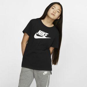 Nike Tee-shirt Sportswear pour Fille e - Noir - Taille S - Female