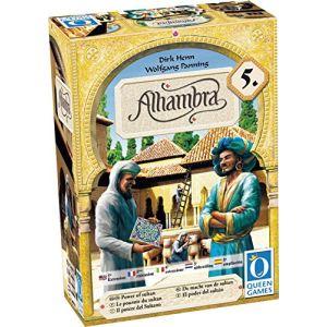 Queen Games Alhambra extension n°5 : Le Pouvoir du Sultan
