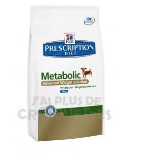 Hill's Prescription Diet Canine Metabolic Mini - Sac 6 kg