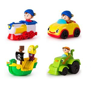 Spin Master Mini véhicules Oui Oui Pirate