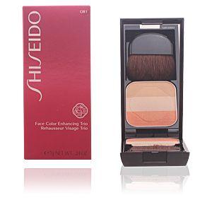 Shiseido OR1 Peach - Réhausseur visage Trio