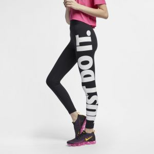 Nike Tight taille haute Sportswear Leg-A-See JDI pour Femme - Noir - Taille S - Femme