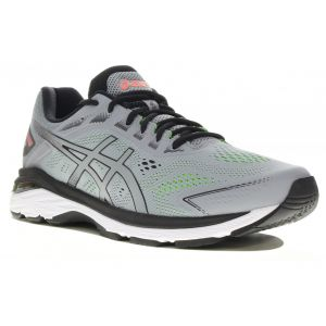 Asics GT-2000 7 M Chaussures homme Gris/argent - Taille 40