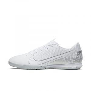 Nike Chaussure de football en salle Mercurial Vapor 13 Academy IC - Blanc - Taille 40 - Unisex