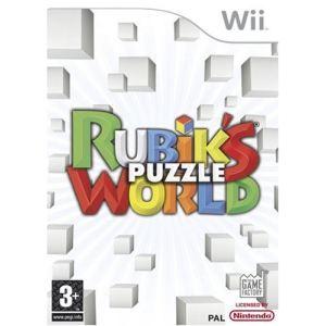 Rubik's Puzzle World [Wii]