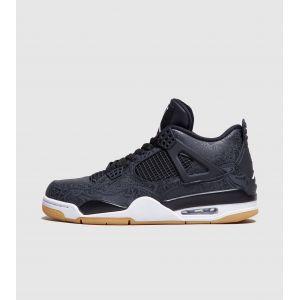 Nike Chaussure Air Jordan 4 Retro SE pour Homme - Noir - Taille 46