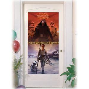 Bannière de porte Star Wars VII