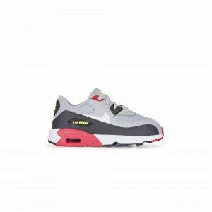 Nike Air Max 90 Mesh Gris/rose 27 Enfant