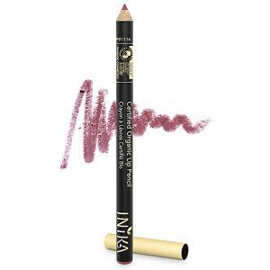 Inika Crayon a Lèvres Dusty Rose - 1,20 g