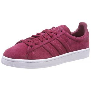 Adidas Campus Stitch And Turn Rouge Bordeaux Baskets/Tennis Homme