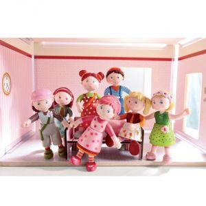 Haba Mini poupée Little Friends : Milla