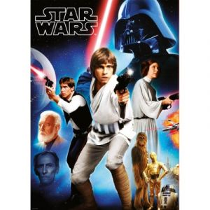 Educa Star Wars, Un nouvel espoir - Puzzle 1500 pièces